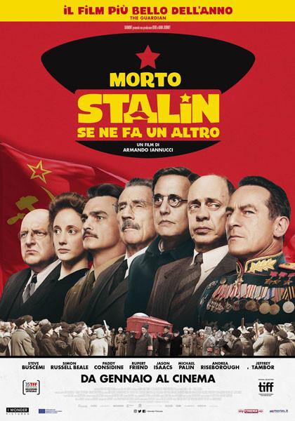 """Rassegna""""I martedì d'essai"""":  MORTO STALIN,SE NE FA UN ALTRO"""