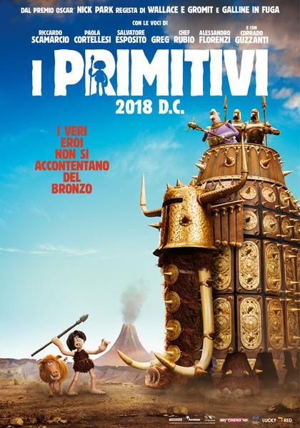 Al Cinema San Martino Noceto I PRIMITIVI – film d'animazione
