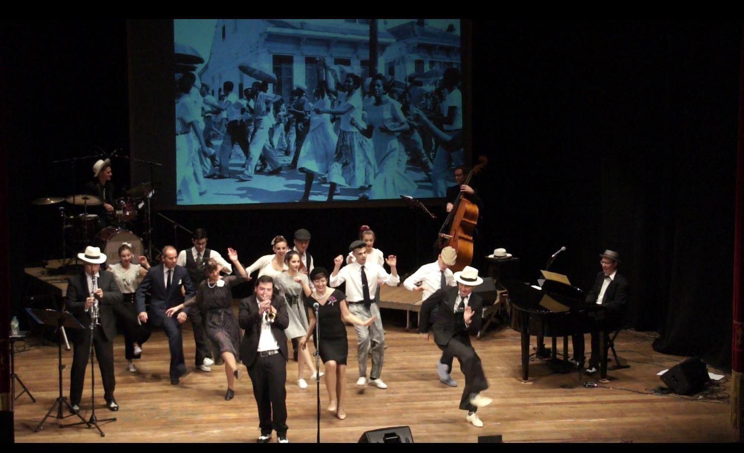 OperaSwing al Teatro Aurora Langhirano