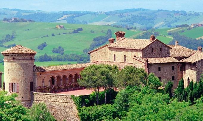 Castello di Scipione dei Marchesi Pallavicino (PR) VISITA GUIDATA DAL CONTE RENÉ VON HOLSTEIN PALLAVICINO