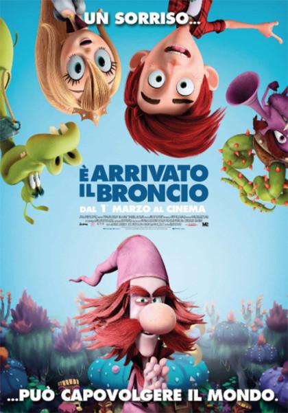 Al Cinema Grand' Italia Traversetolo E' ARRIVATO IL BRONCIO