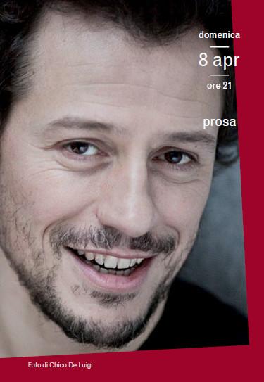 Favola del principe che non sapeva amare con Stefano Accorsi al Teatro Verdi di Busseto