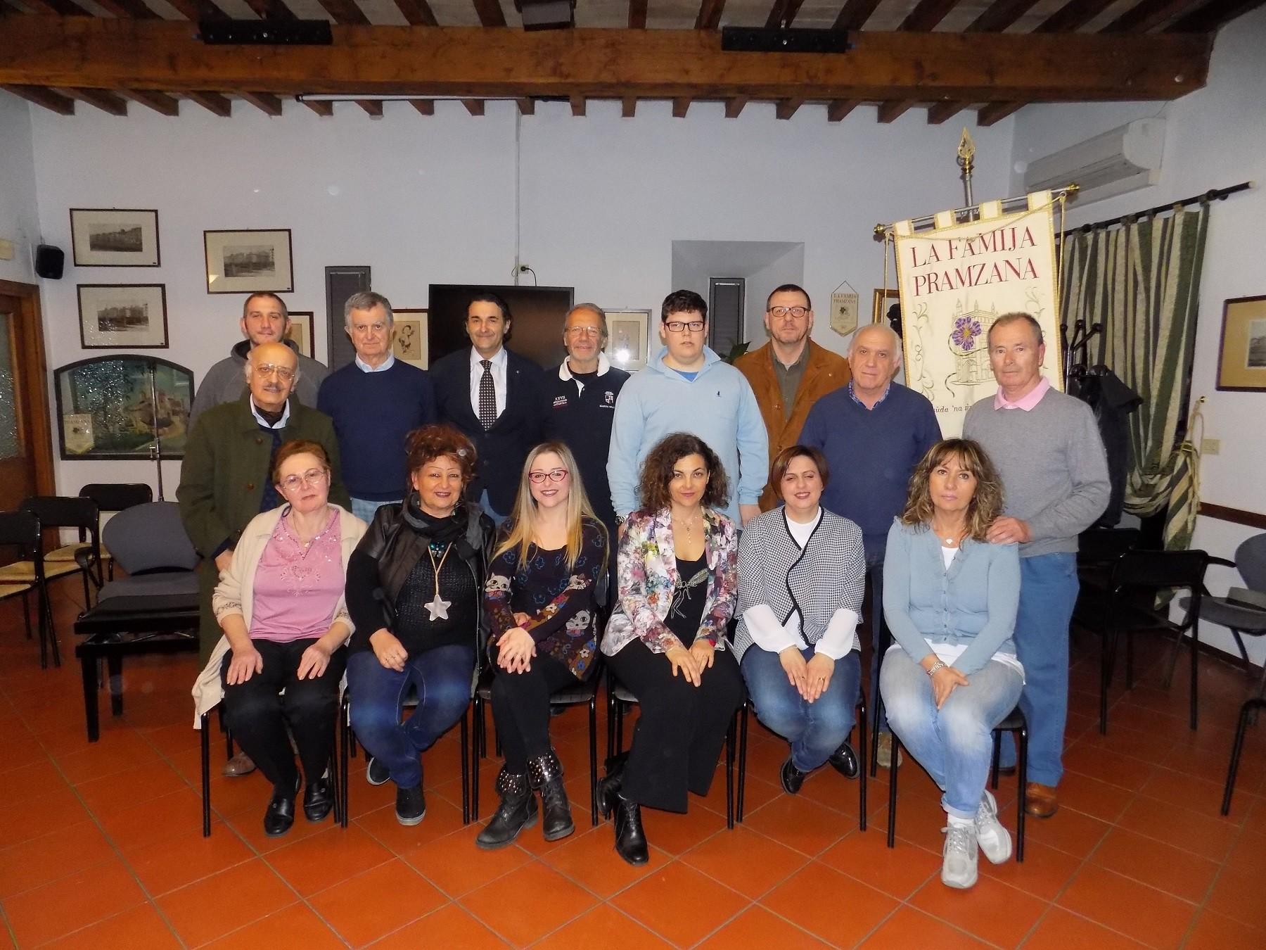 La Compagnia Dialettale della Famija Pramzana presenta Sott'a chi tòcca di Luigi Orengo al Teatro Verdi