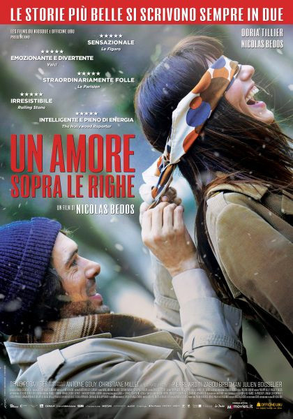 "Al cinema Astra Parma "" UN AMORE SOPRA LE RIGHE"""