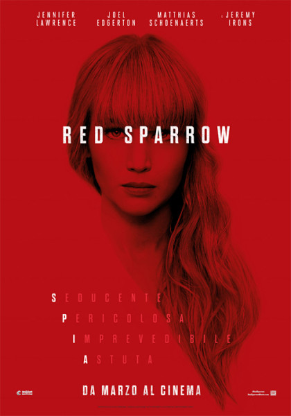 Al Cinema Grand' Italia Traversetolo RED SPARROW