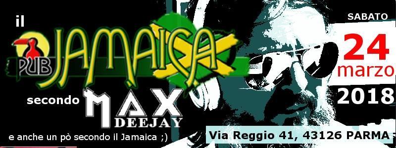MAX DEEJAY - Massimo TestaIl Jamaica secondo Max Deejay (e anche un pò secondo il Jamaica)