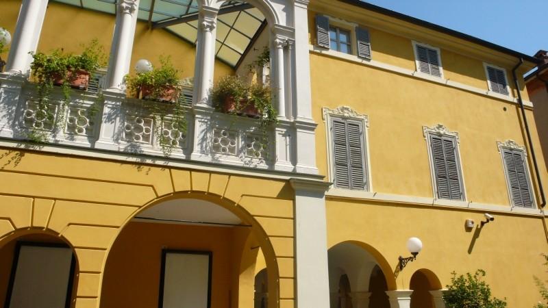 Attività culturale di Palazzo Bossi Bocchi e apertura al pubblico degli spazi espositivi