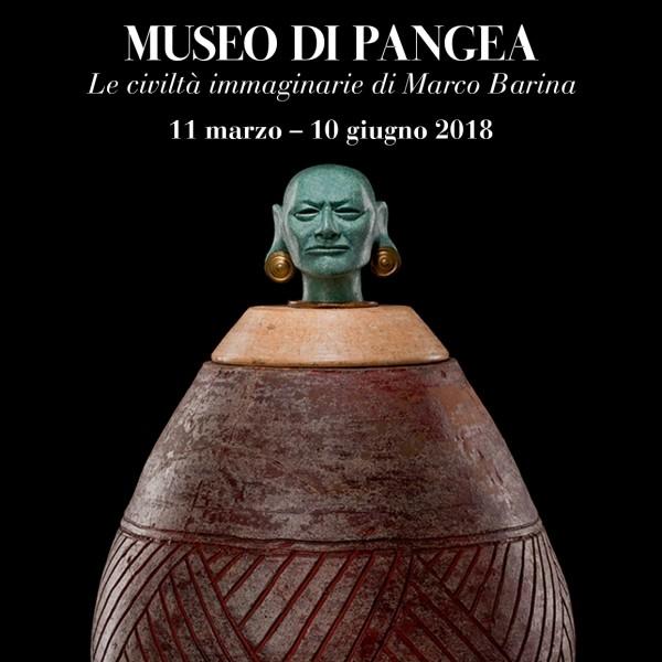 MUSEO DI PANGEA. Le civiltà immaginarie di Marco Barina al Labirinto della Masone a Fontanellato