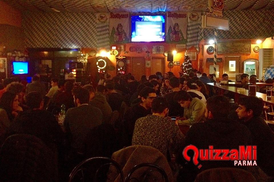 QuizzaMi al Twickenham Pub & Biliards
