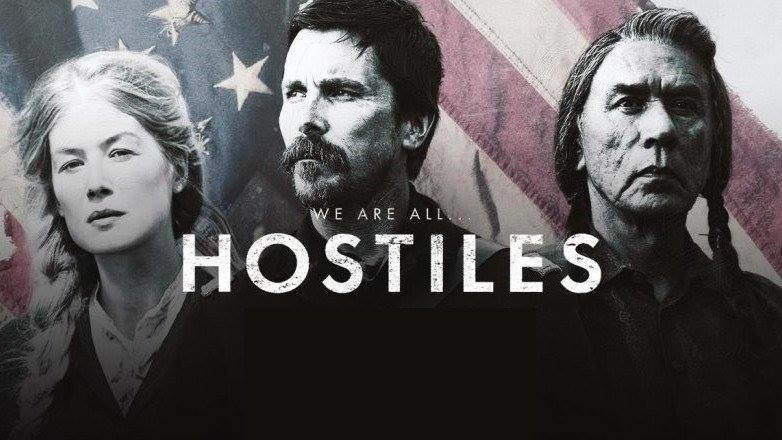 "Al Cinema Grand' Italia Traversetolo ""Hostiles - Il film"""