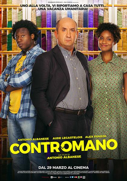 """Al cinema Astra Parma """"Contromano"""""""