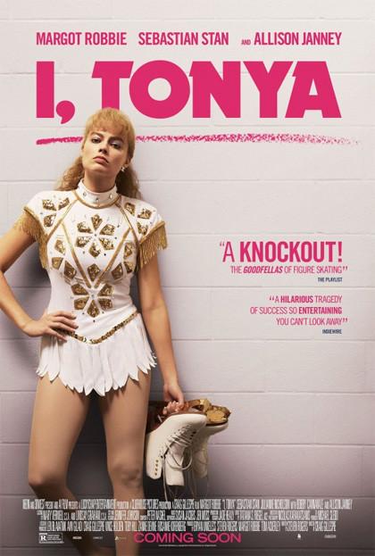 "Al cinema D' Azeglio Parma ""TONYA""  Premio Oscar Miglior Attrice non protagonista"