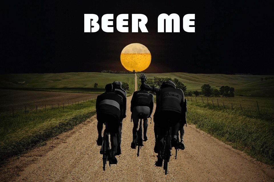 BEER ME Pedalata notturna al chiaro di luna piena