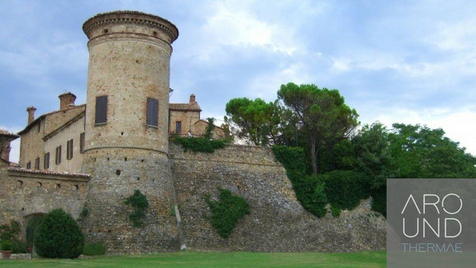 I tre castelli su due ruote