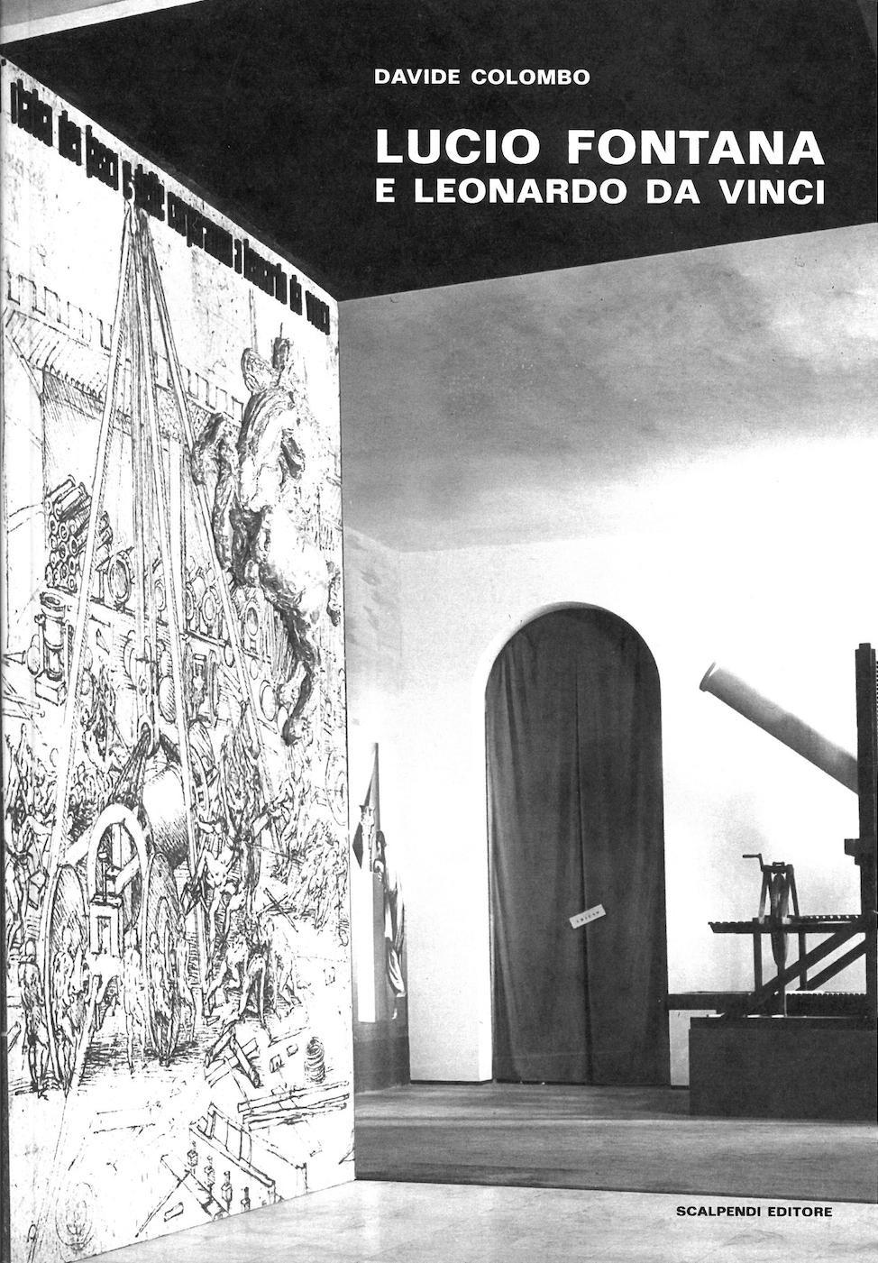 """""""Letture d'arte"""" a Palazzo del Governatore: Lucio Fontana e Leonardo da Vinci. Un confronto possibile"""