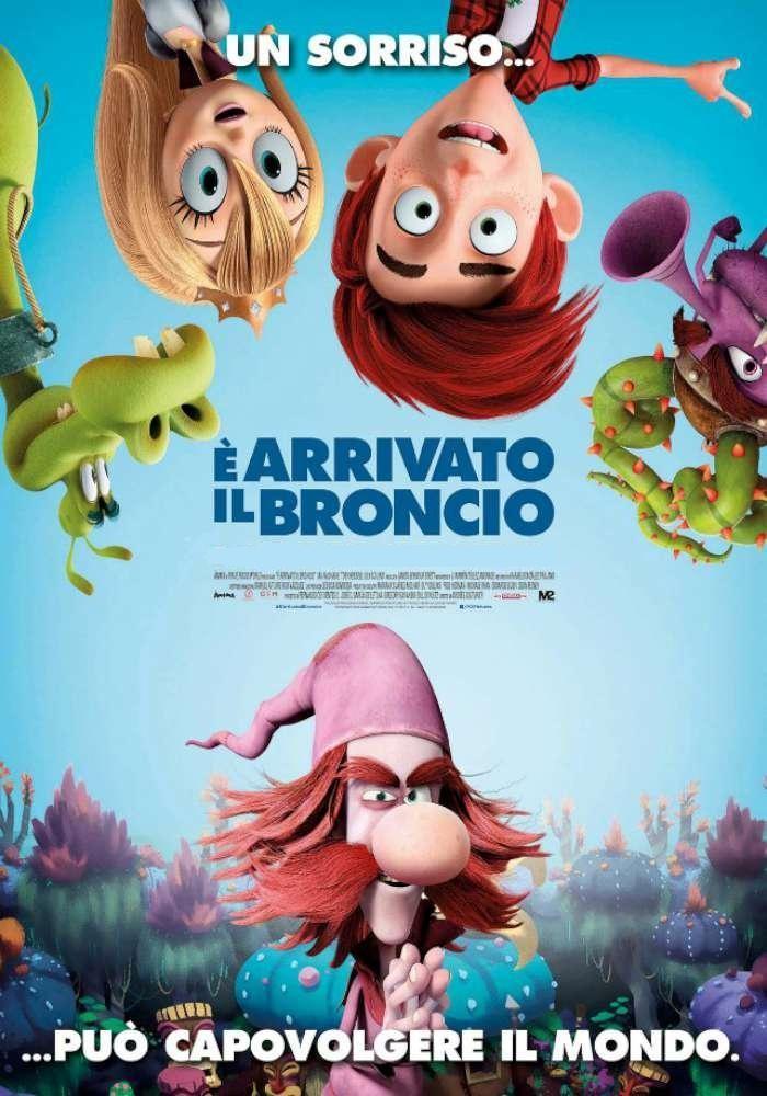 Al cinema Cristallo di Borgotaro E' ARRIVATO IL BRONCIO