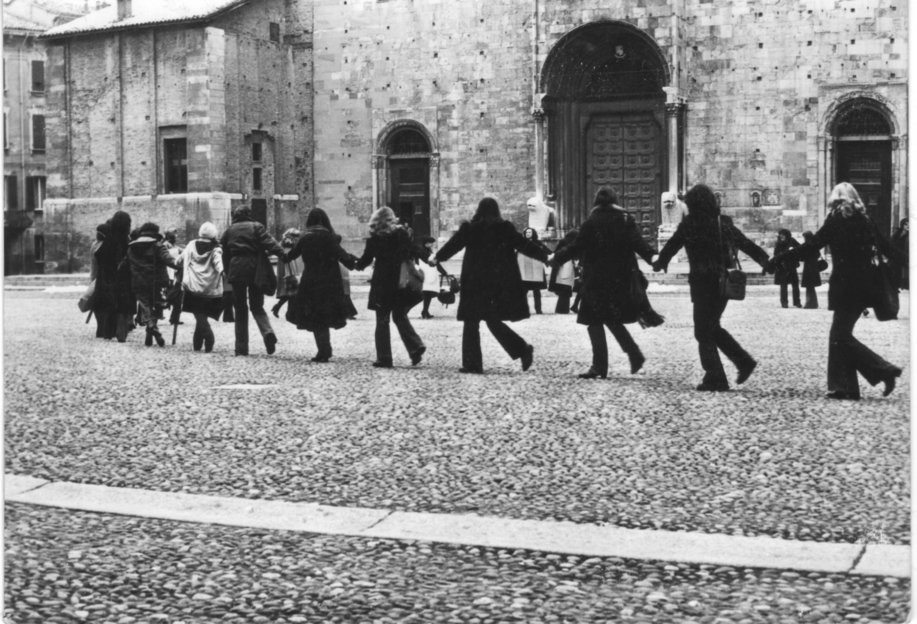 Tra emancipazione e libertà. La Biblioteca delle donne di Parma e i femminismi degli anni Settanta