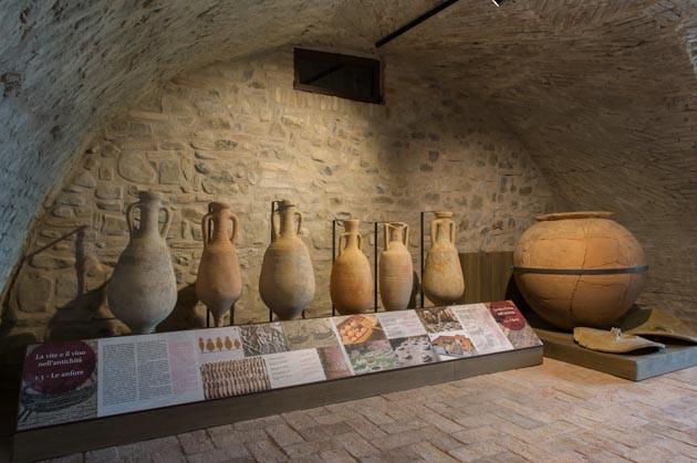 Ci vediamo al museo!  Alla scoperta della storia del vino con disegni e indovinelli
