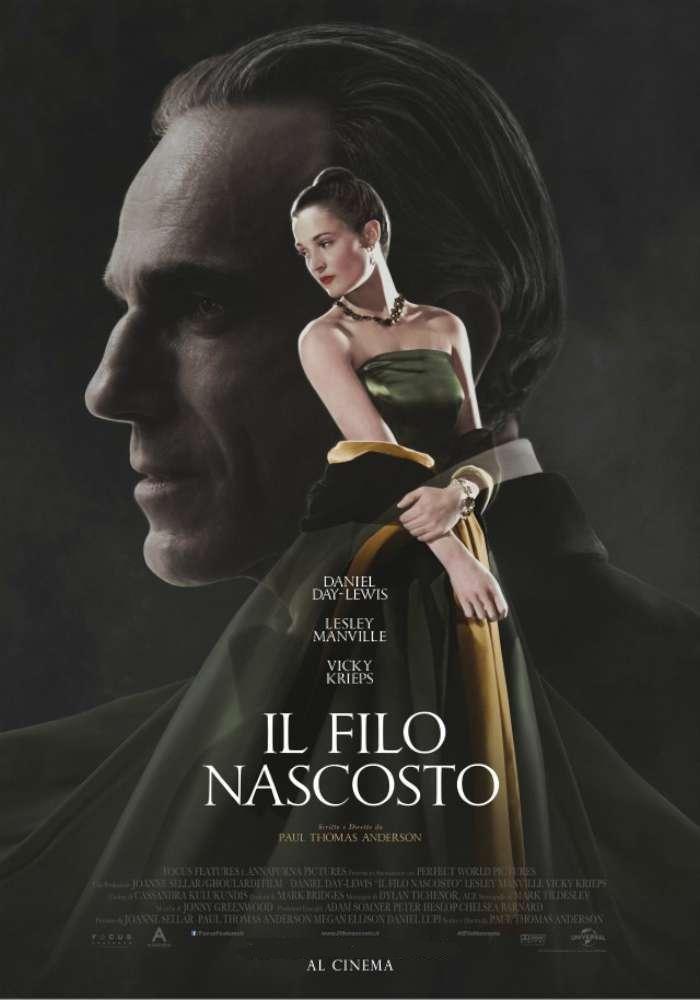 Al cinema Cristallo di Borgotaro  IL FILO NASCOSTO