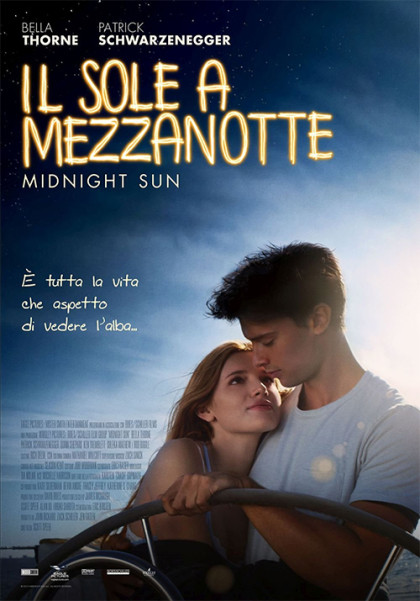 """Al Cinema Grand' Italia Traversetolo """"IL SOLE A MEZZANOTTE"""""""