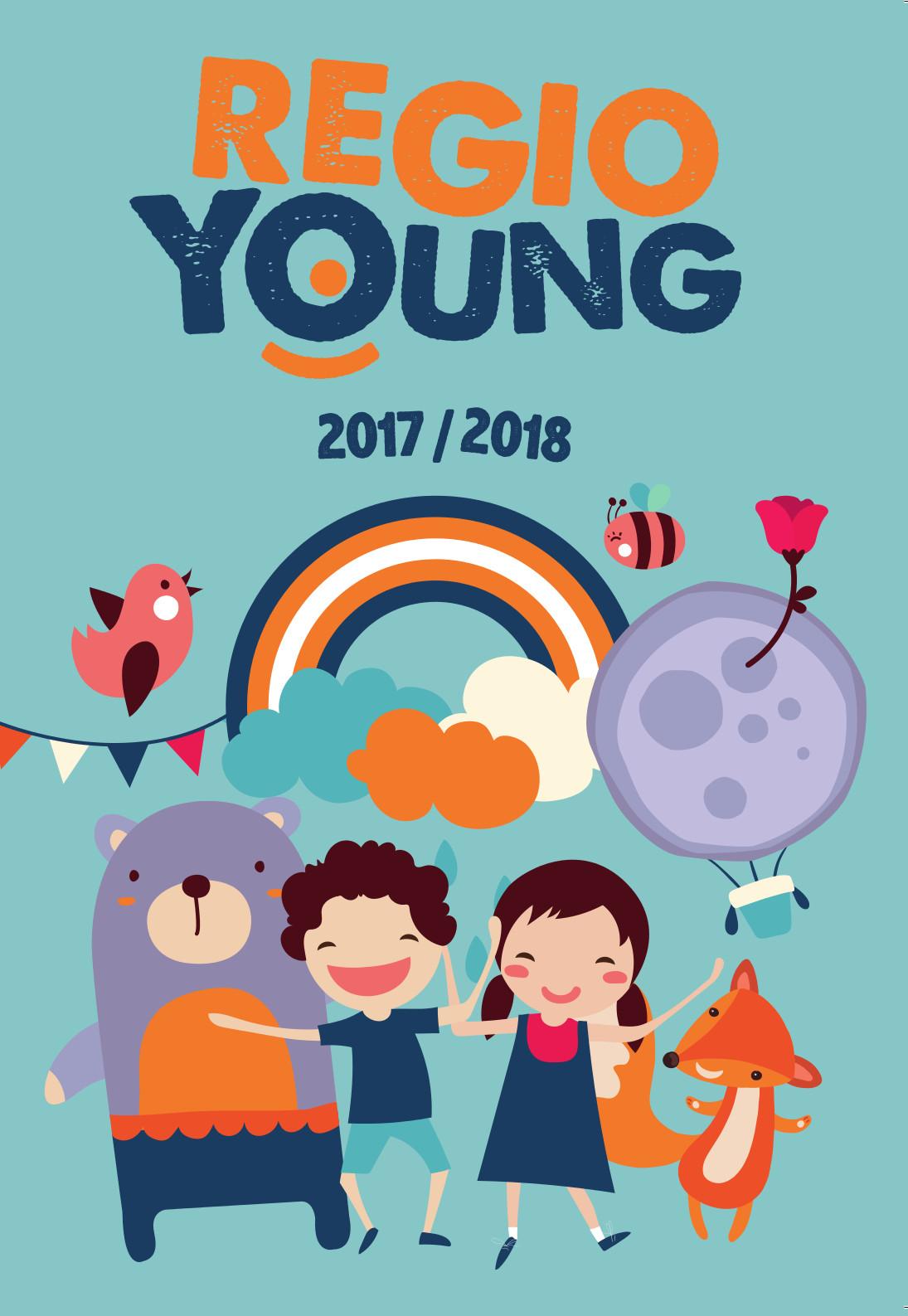 REGIOYOUNG 2017-2018 L'opera per l'infanzia e un ricco calendario di spettacoli musicali e di danza