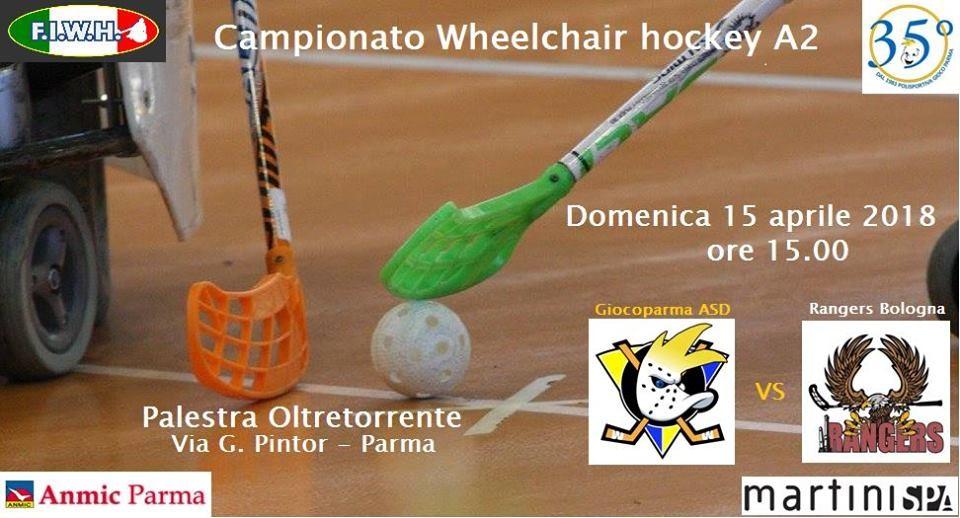 Campionato Wheelchair Hockey