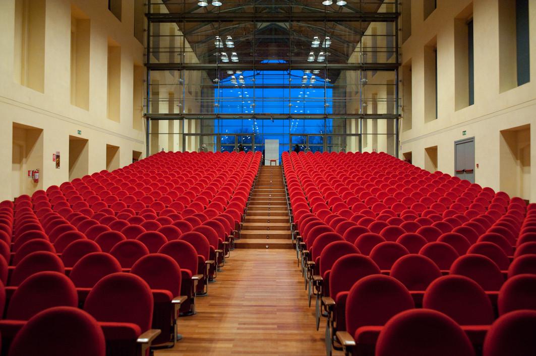 Nuove Atmosfere con la FILARMONICA ARTURO TOSCANINI  Direttore, MARCO ANGIUS  Pianoforte, EMANUELE ARCIULI