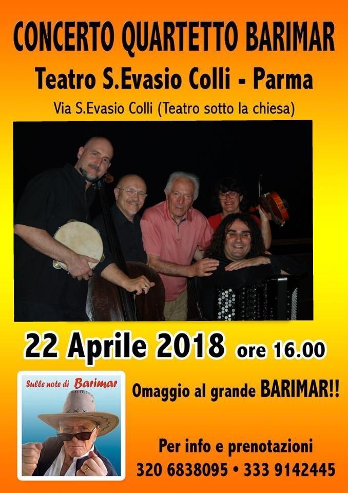 Concerto del quartetto Barimar