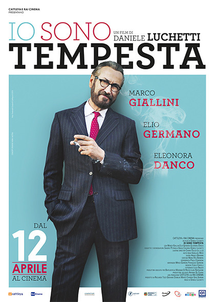 Al cinema Astra Parma IO SONO TEMPESTA  di Daniele Lucchetti .