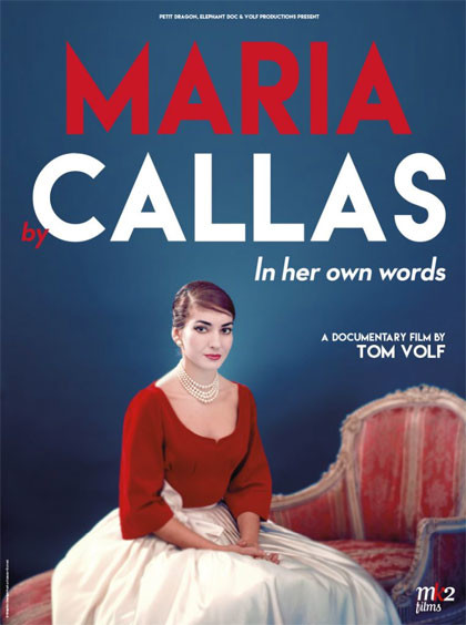 Al cinema Astra Parma MARIA BY CALLAS