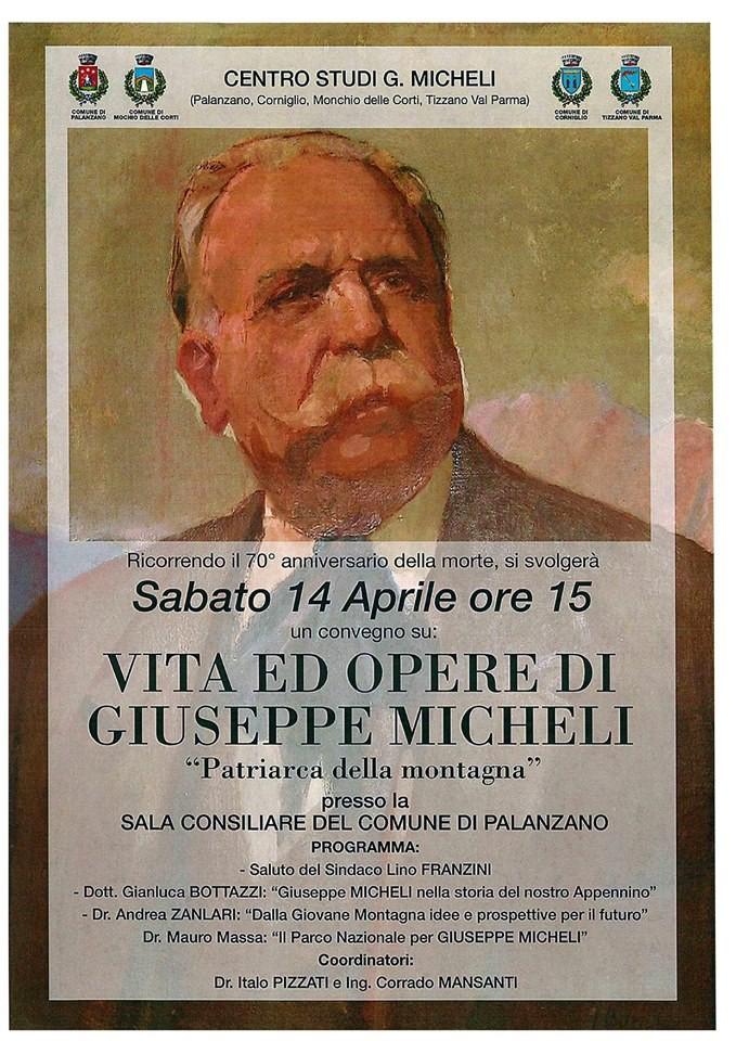 Vita e opere di Giuseppe De Micheli