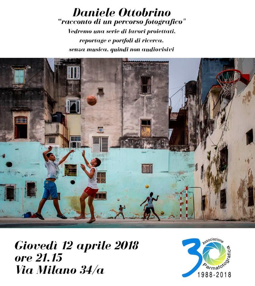I giovedì Parmafotografica: Daniele Ottobrino