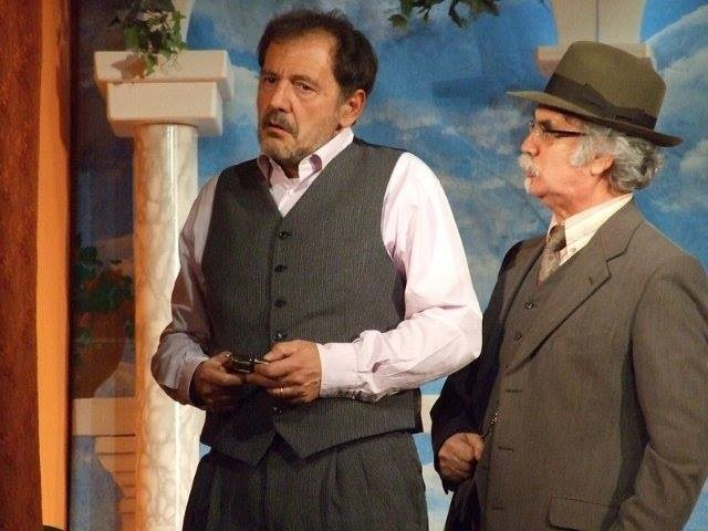 """Al Teatro S.Evasio""""Pensaci Giacomino"""",  con la  compagnia la """"Duchessa"""""""
