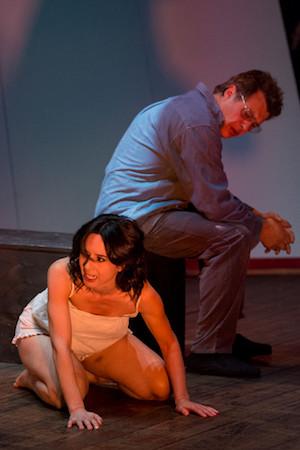 """Ultimo spettacolo della stagione del Teatro del Cerchio 2018    In scena """"12 volte Silvia"""""""