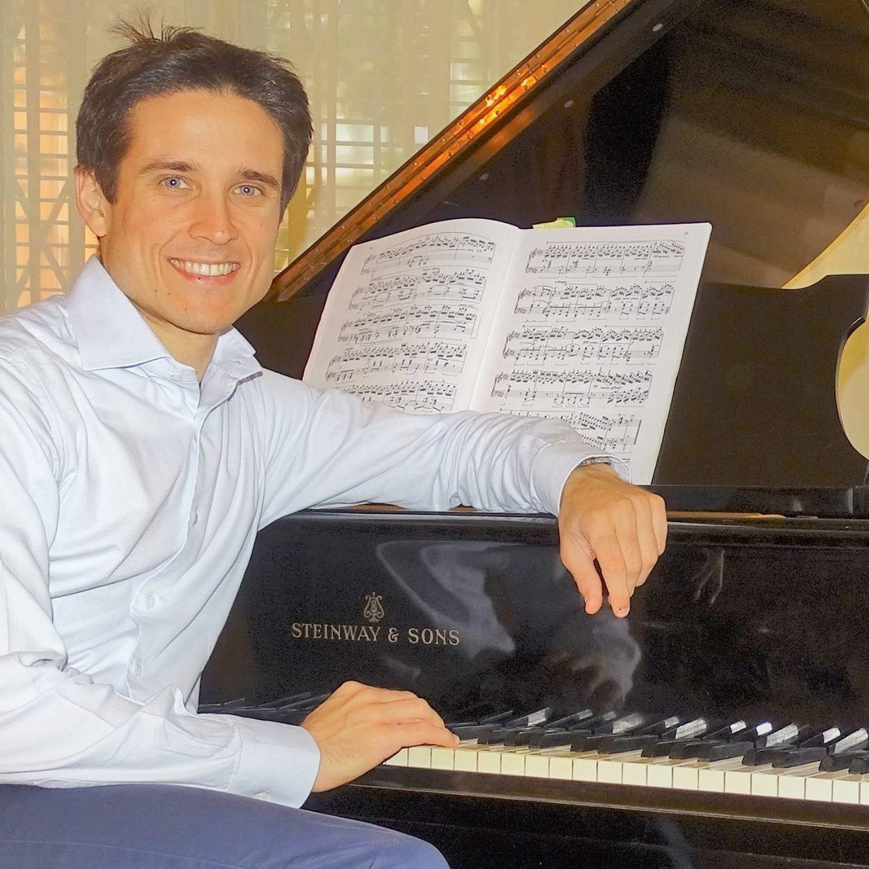 Stagione Concertistica ValcenoArte: MARCO AMADORI,  un ingegnere aerospaziale in concerto