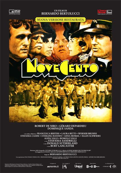 Al cinema Astra Parma Il Cinema Ritrovato:  NOVECENTO ATTO I  di Bernardo Bertolucci.