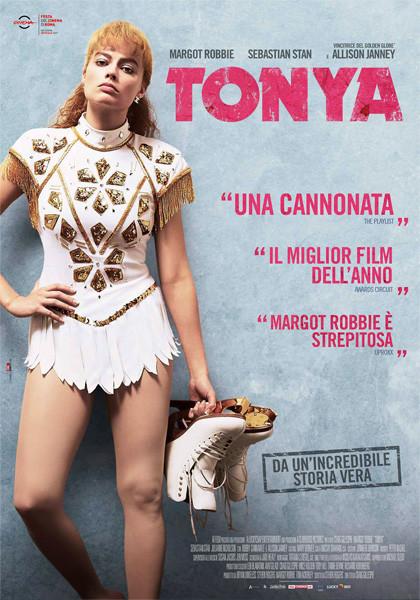 """Rassegna""""I martedì d'essai"""":  TONYA  """"Premio Oscar""""Miglior Attrice non protagonista"""