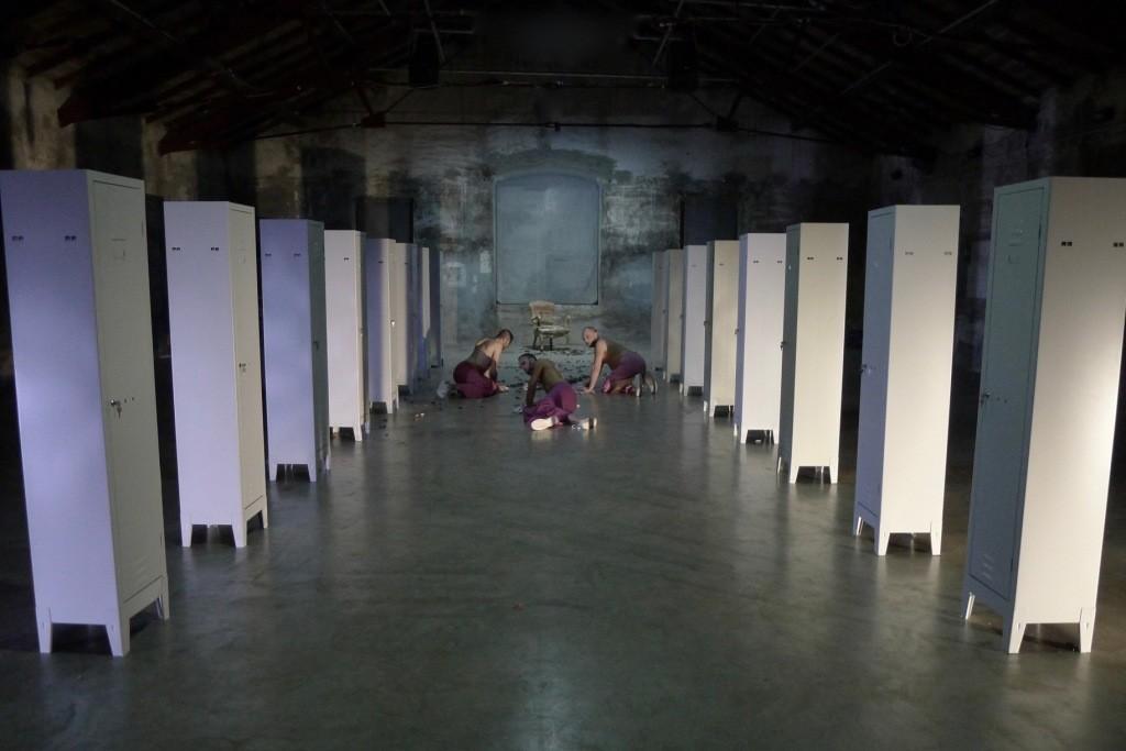 Omosessualità e nazismo.  Debutta Rosa Winkel [Triangolo rosa] di Lenz Fondazione