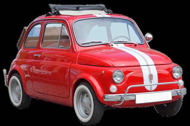 Aspettando la Mille miglia: secondo Raduno Fiat 500