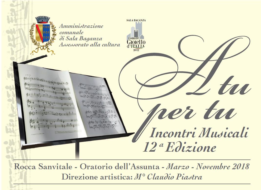 """""""A tu per tu"""": otto grandi concerti in Rocca"""