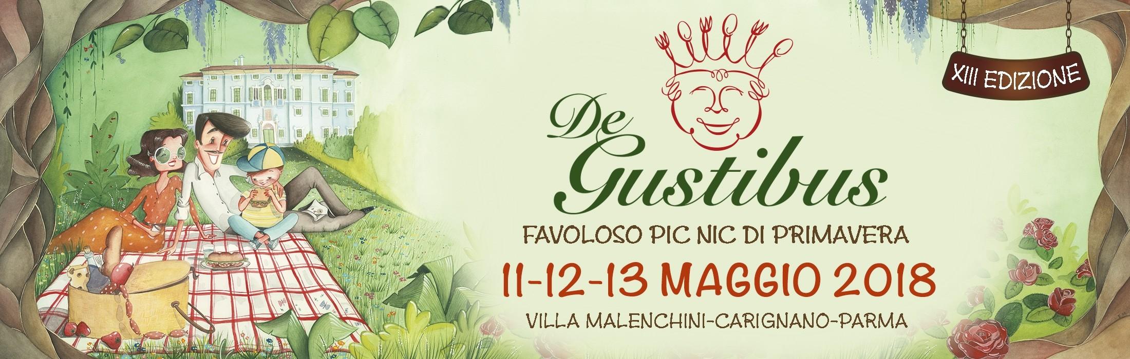 De Gustibus Il giardino del gusto