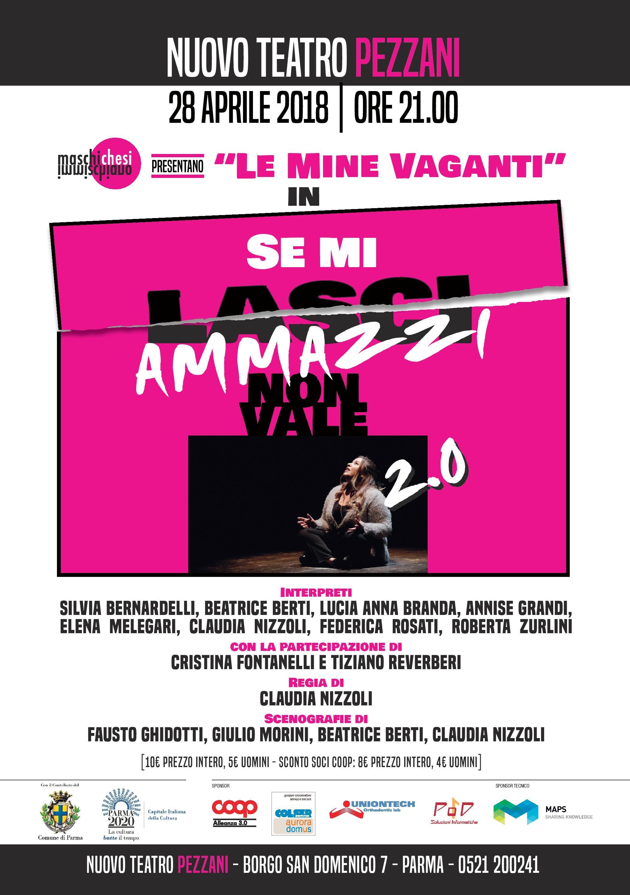 """Le mine vaganti in """"SE MI AMMAZZI NON VALE 2.0"""""""