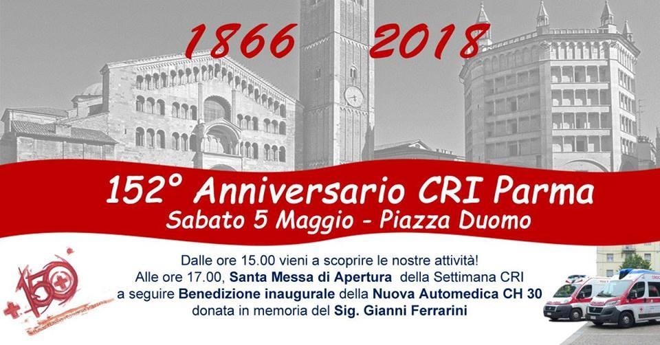 Croce Rossa in Piazza Duomo