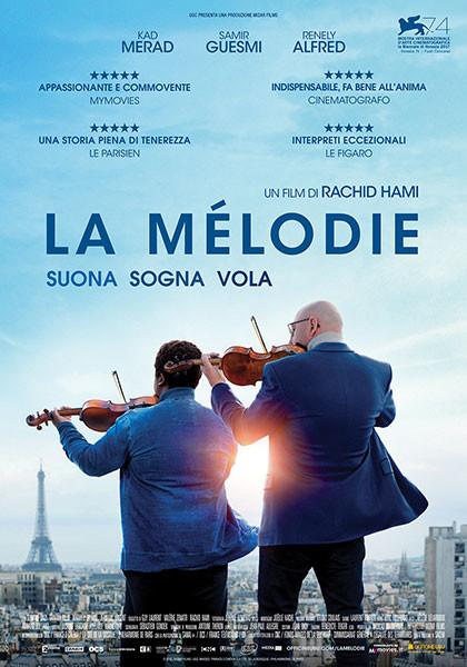Al cinema Astra Parma LA MELODIE  Premiato al Festival di Venezia 2017