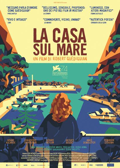 Al cinema D' Azeglio Parma  LA CASA SUL MARE  Premio Unimed al Festival di Venezia 2017