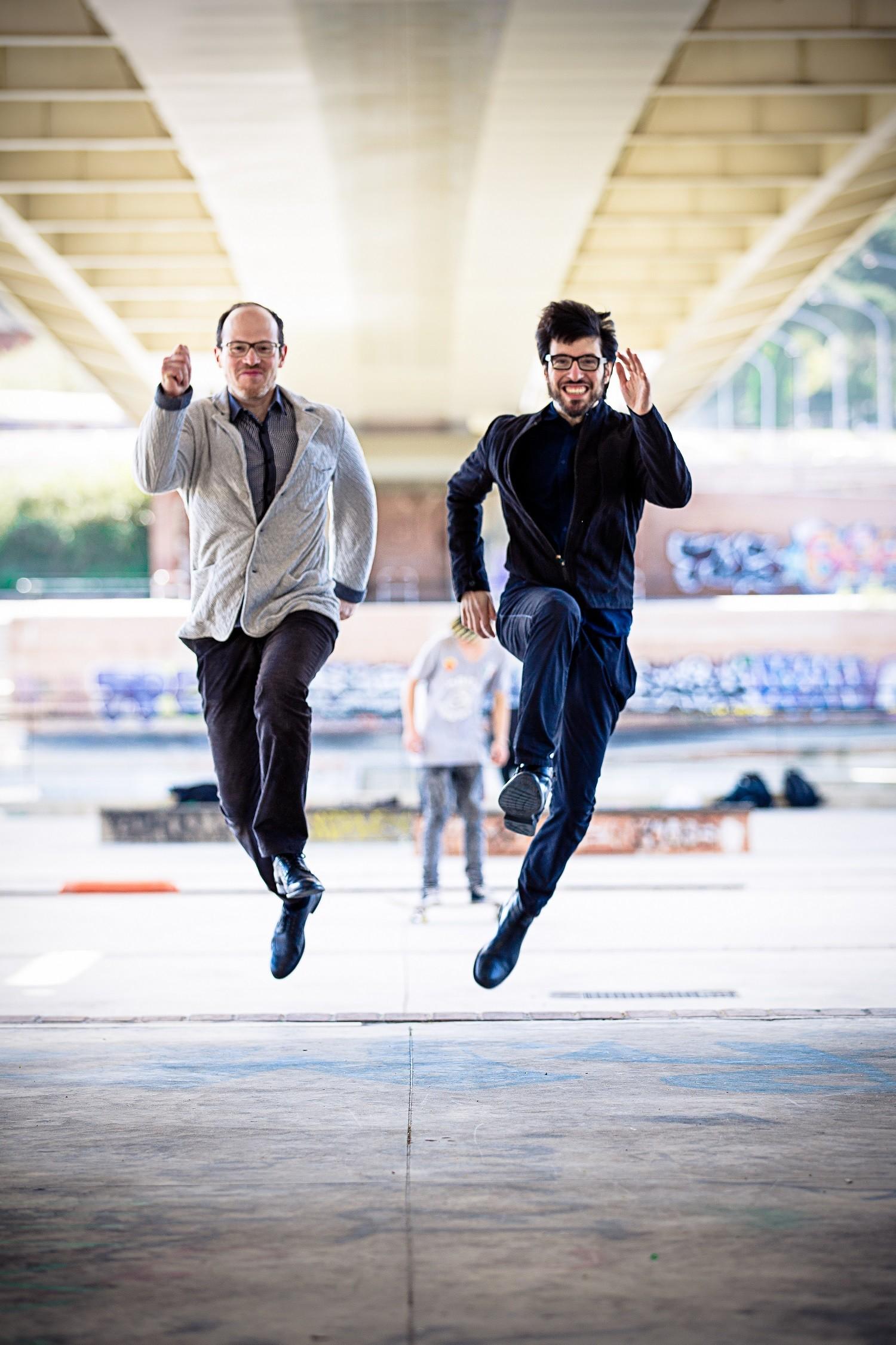 Verso traiettorie - Concerto di Francesco Dillon e Emanuele Torquati alla Casa della Musica