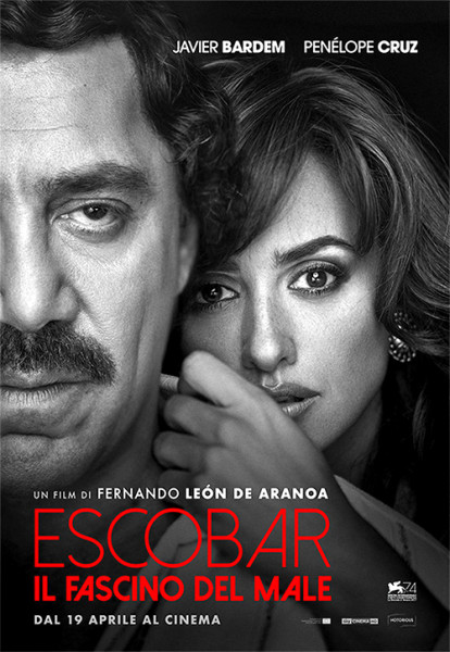 Al Cinema Grand' Italia Traversetolo ESCOBAR