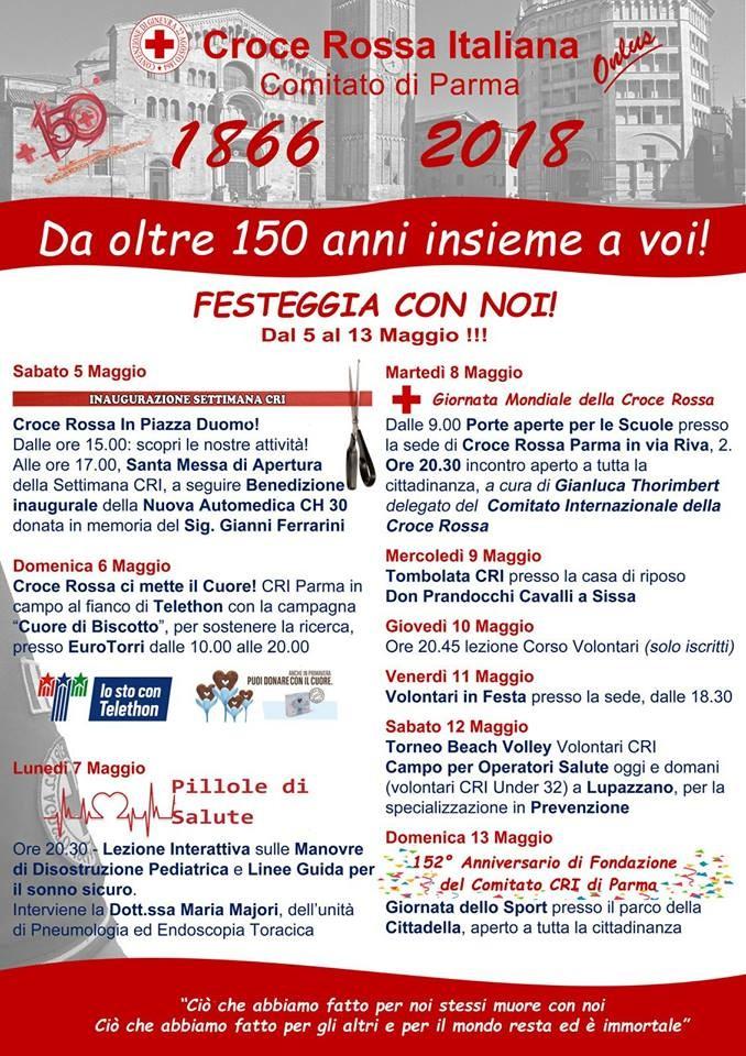 La Settimana Croce Rossa