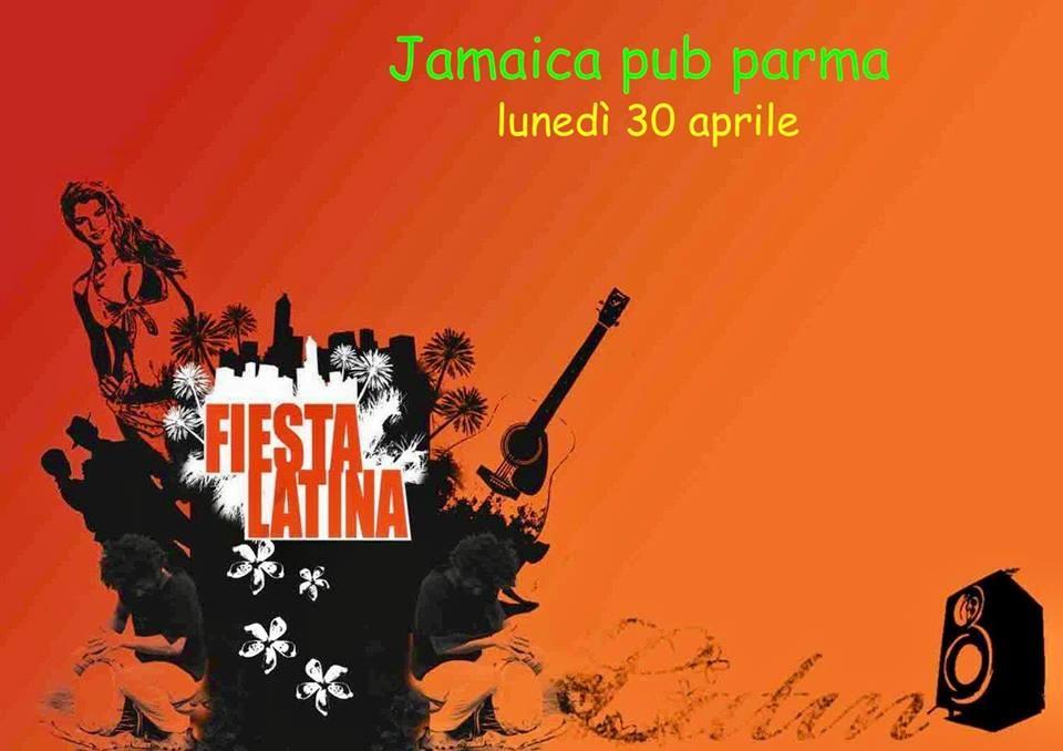 Fiesta latina al Jamaica pub