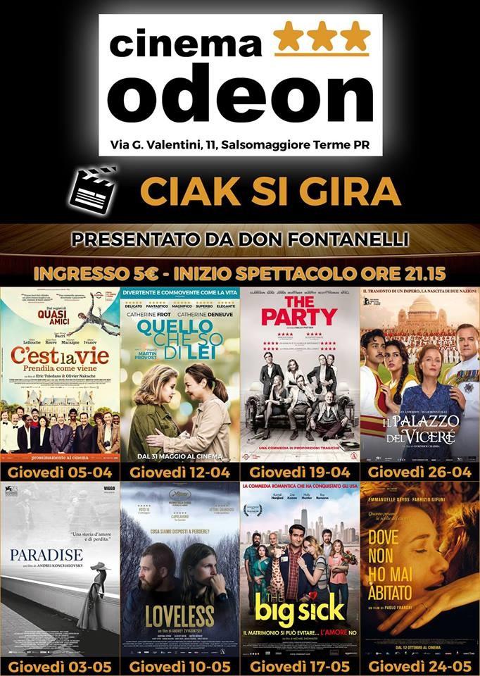 CIAK SI GIRA!Cineforum  Film: PARADISE